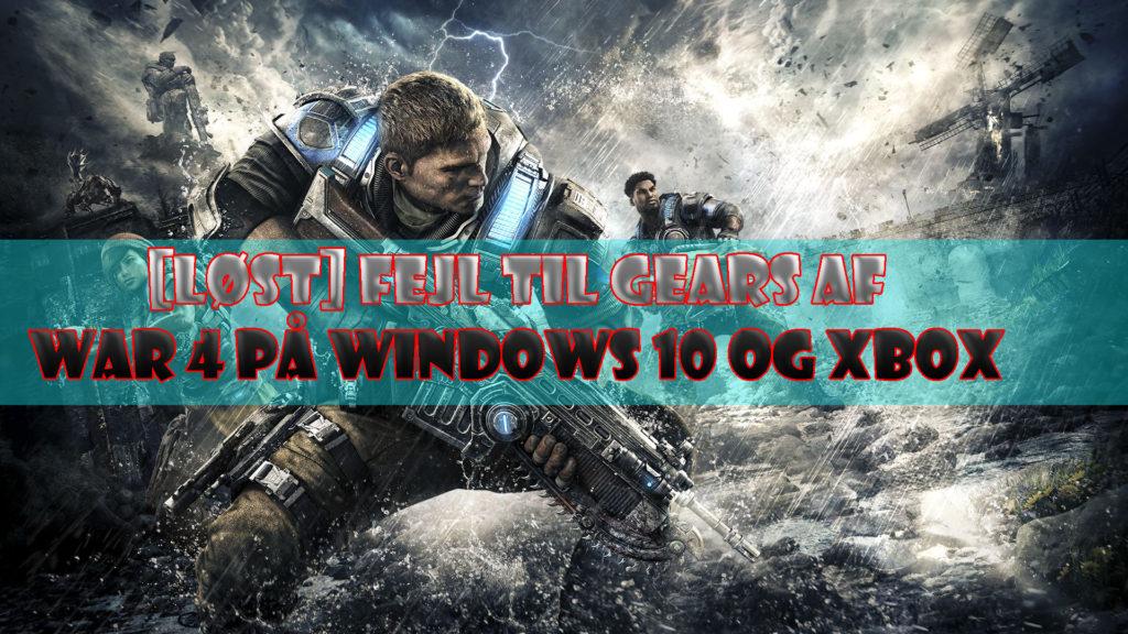slippe af fejl i redskaber med krige i Windows 10