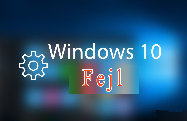 problemer med opdatering windows 10