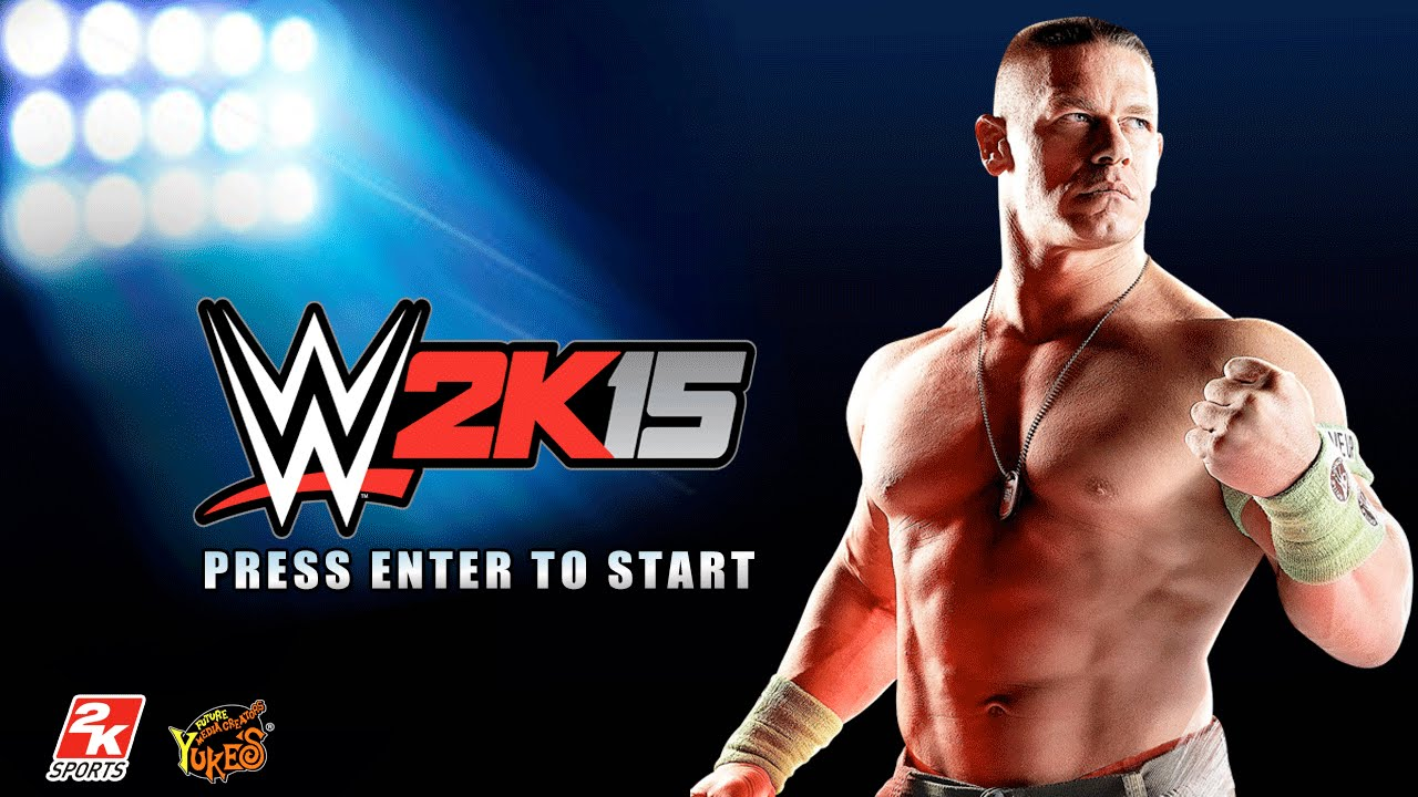 fixfejl til WWE 2K15 pc spil