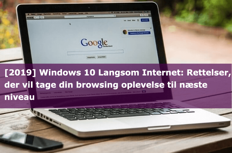 Windows 10 Langsom Internet